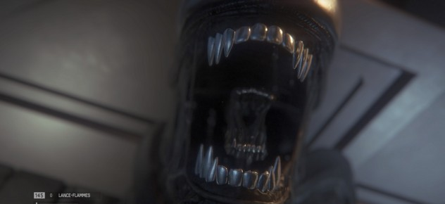 Alien isolation test